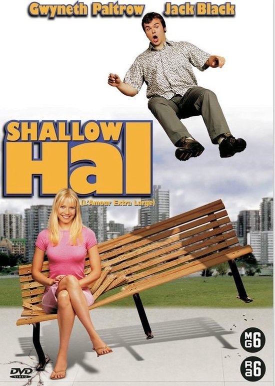 Cover van de film 'Shallow Hal'