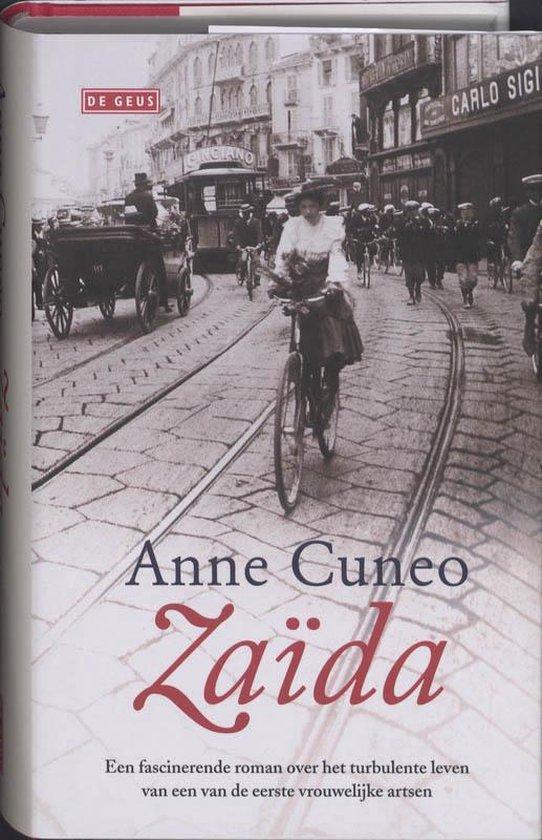 Zaïda - Anne Cuneo  