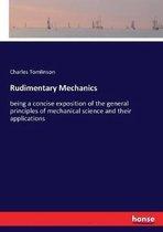 Boek cover Rudimentary Mechanics van Charles Tomlinson