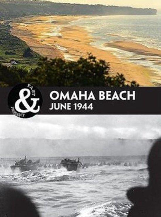 Boek cover Omaha Beach van Leo Marriott (Paperback)