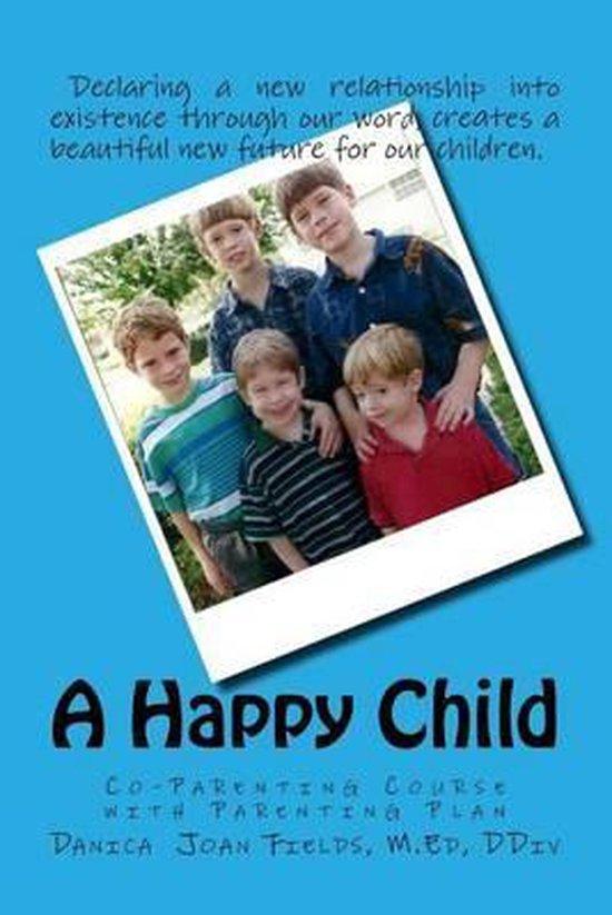 Omslag van A Happy Child