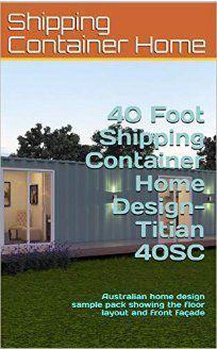 Bol Com Shipping Container Home Design Ebook Chris Morris 1230003214954 Boeken