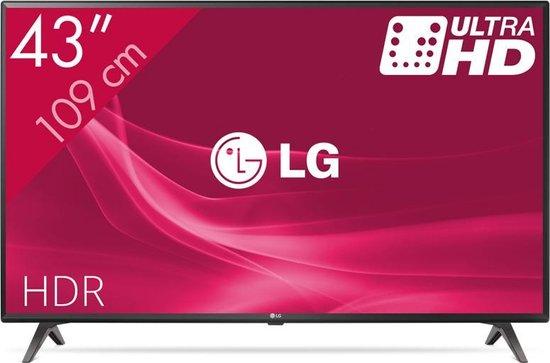 LG 43UK6300 - 4K TV