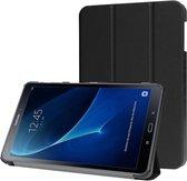 Smart Tri-Fold hoes voor Samsung Galaxy Tab A 10.1 (2016) - zwart