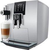 Jura J6 - Volautomatische Espressomachine - Zilver