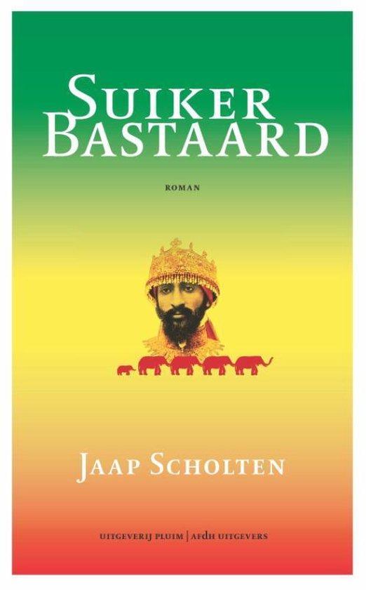 Suikerbastaard - Jaap Scholten  