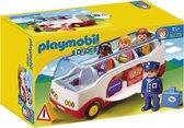 PLAYMOBIL 1.2.3 Autobus - 6773