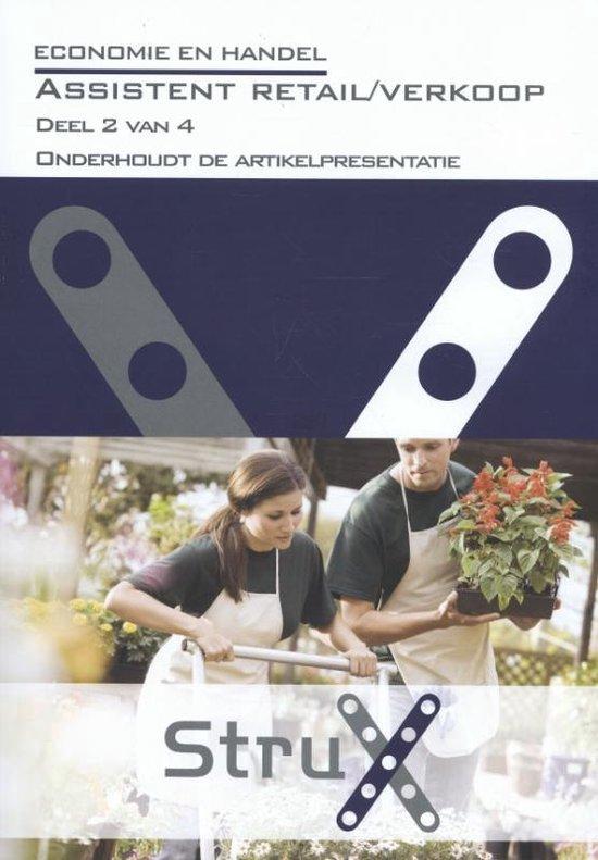 Assistent verkoop / retail Deel 2 van 4 onderhoudt de artikelpresentatie - Gerdien van den Brink |
