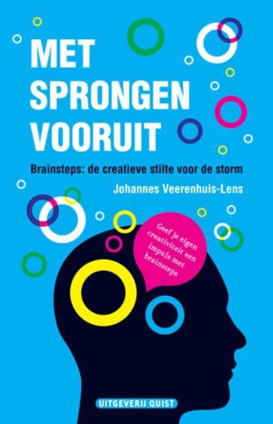 Met Sprongen Vooruit - J. Veerenhuis-Lens |