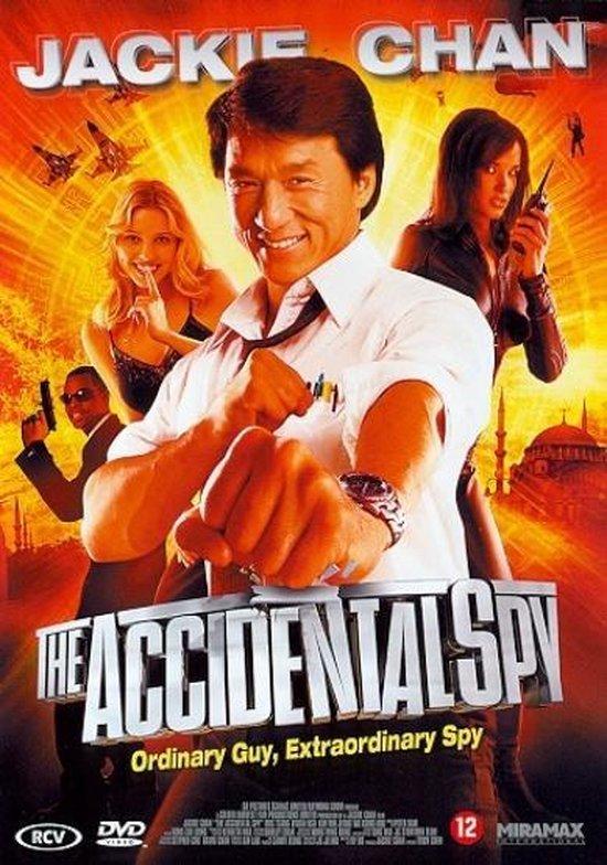 Cover van de film 'Accidental Spy'