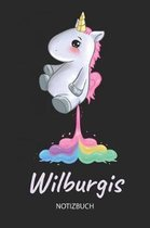 Wilburgis - Notizbuch
