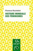 Histoire des féministes