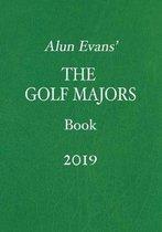 Alun Evans' the Golf Majors Book, 2019