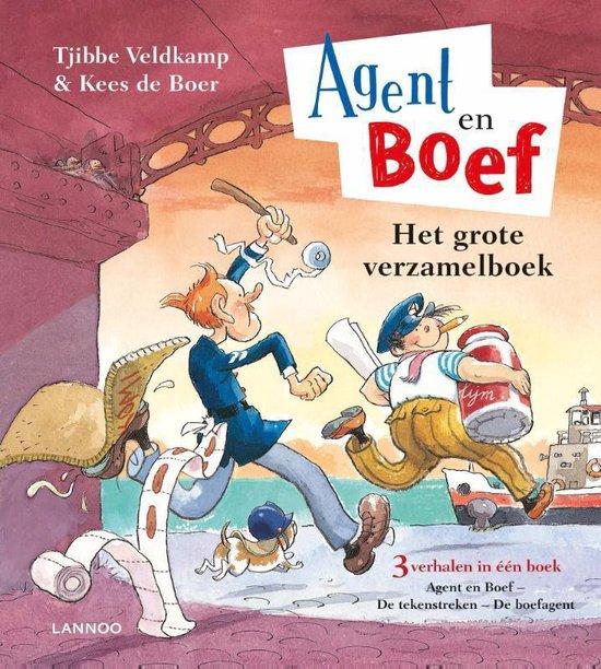 Agent en Boef het grote verzamelboek - Tjibbe Veldkamp | Fthsonline.com