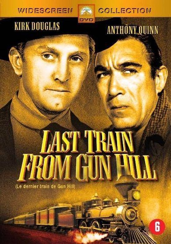 Cover van de film 'Last Train From Gun Hill'