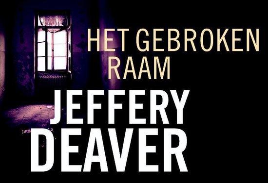 Het Gebroken Raam Dl - Jeffery Deaver pdf epub