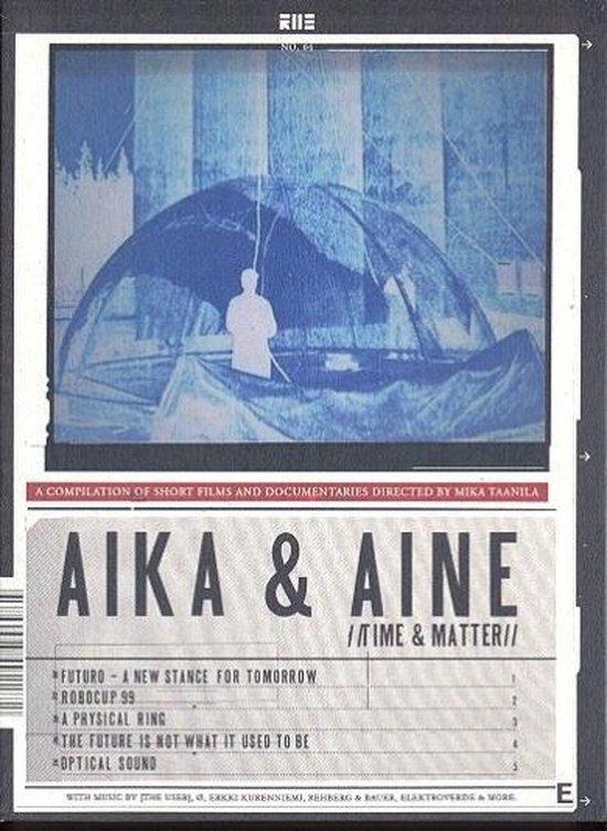 Cover van de film 'Aika & Aine'