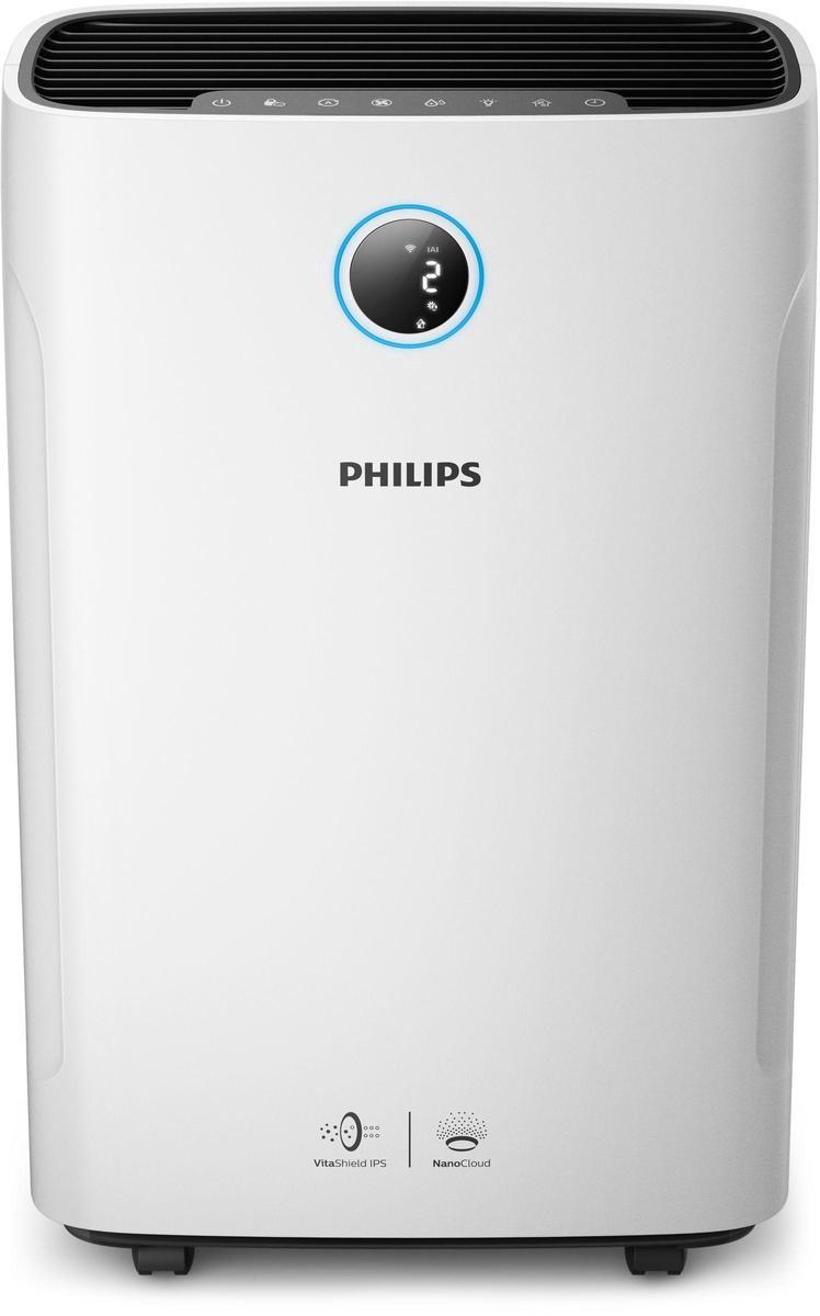 Philips AC3829/10 – 2-in-1 Luchtreiniger & Luchtbevochtiger – Wit