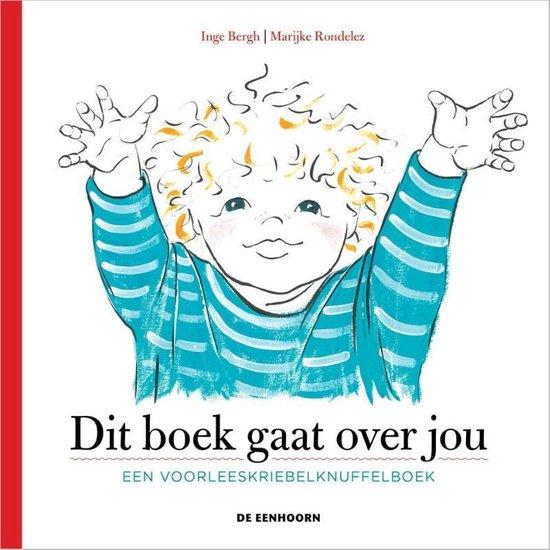 Dit boek gaat over jou - Inge Bergh |