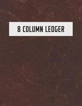 8 Column Ledger