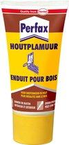 Perfax Houtplamuur - Overschilderbaar - Voor Binnen en Buiten - 250 g - Hout plamuur