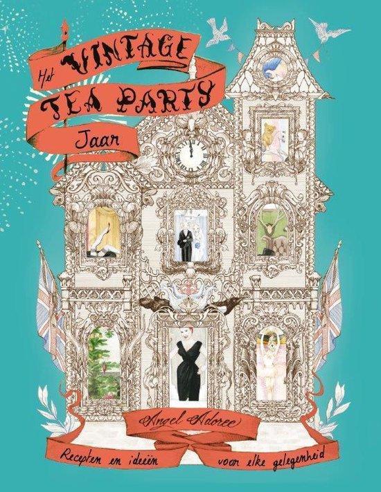 Het Vintage Tea Party jaar - Angel Adoree |