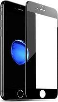 Full Cover Tempered Glass iPhone 8 / 7 - Zwart
