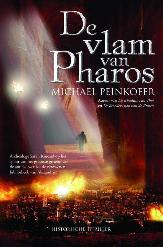 De Vlam Van Pharos - Michael Peinkofer |