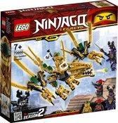 LEGO NINJAGO Legacy De Gouden Draak - 70666