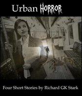 Omslag Urban Horror: Four Short Horror Stories