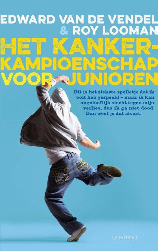 Het kankerkampioenschap voor junioren - Edward van de Vendel | Readingchampions.org.uk