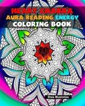 Heart Chakra Aura Reading Energy Coloring Book
