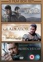 Eagle(2010) /gladiator(2000) / Robin Hood (2010)