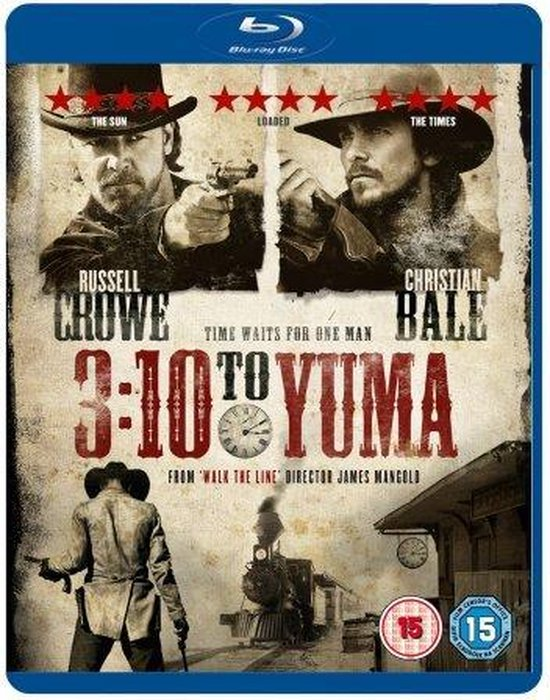 Cover van de film '3:10 To Yuma'