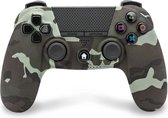 Under control PS4 bluetooth camouflage controller met koptelefoonaansluiting