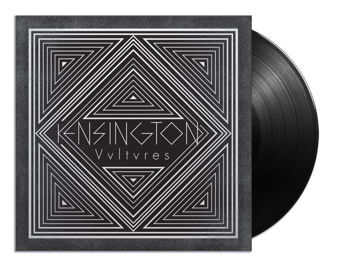 Vultures (LP) - Kensington