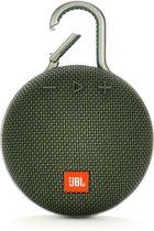 JBL Clip 3 Groen - Draagbare Bluetooth Mini Speaker