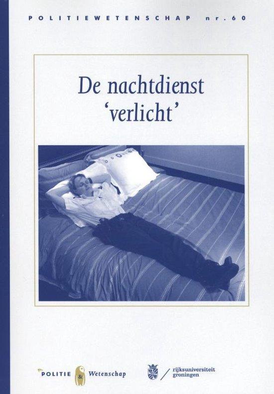 Politiewetenschap 60 - De nachtdienst verlicht - M.C.M. Gordijn pdf epub