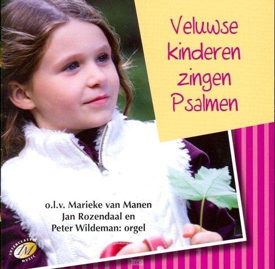 Veluwse kinderen zingen psalmen