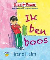 Boek cover Kids Power - Ik ben boos van Irene Heim