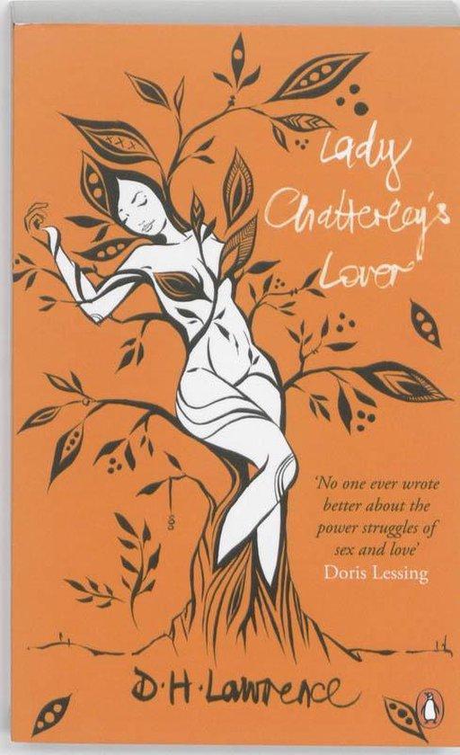 Boek cover Lady Chatterleys Lover van D H Lawrence