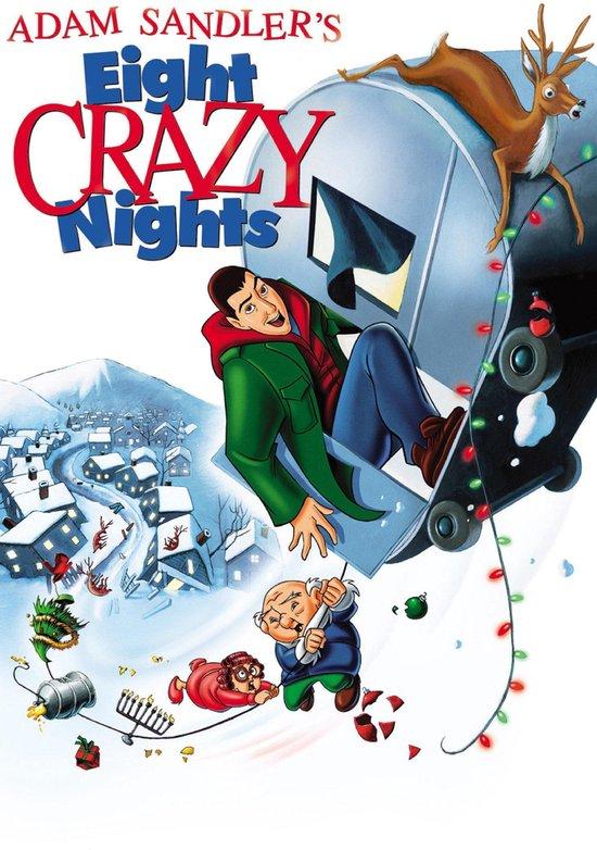 Cover van de film '8 Crazy Nights'