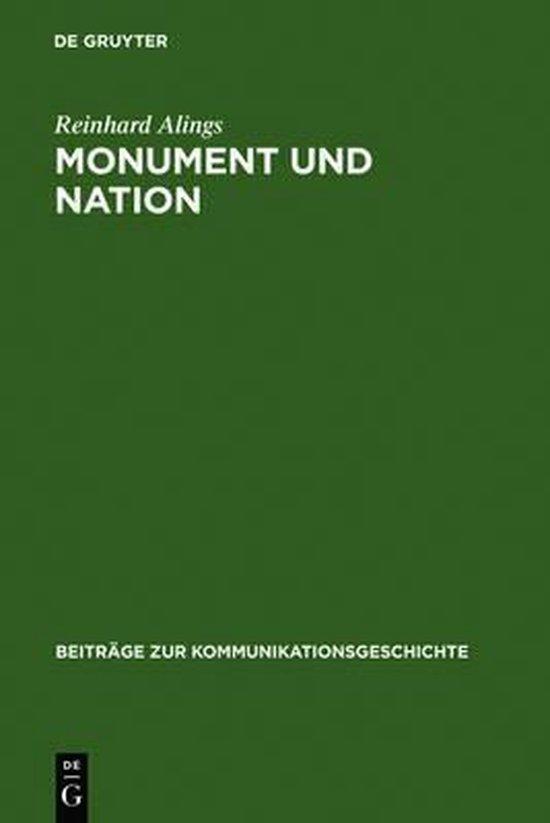 Monument Und Nation
