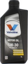 Valvoline 5W-30 Full Synthetic - Motorolie - 1L