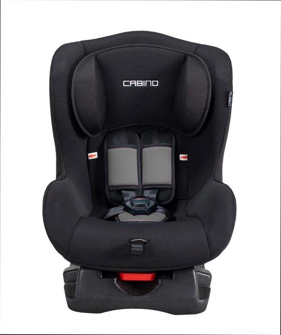 Product: Cabino Autostoel 0-18kg  Zwart-Grijs, van het merk cabino