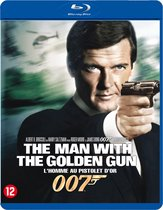 The Man With The Golden Gun (Blu-day)