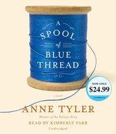 Omslag A Spool of Blue Thread
