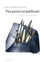 De schrijfbibliotheek - Van passie tot publicatie