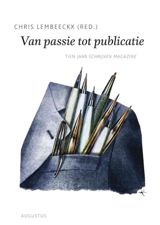 De schrijfbibliotheek - Van passie tot publicatie - Chris Lembeeckx pdf epub