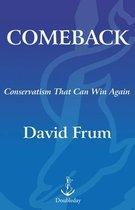 Boek cover Comeback van David Frum